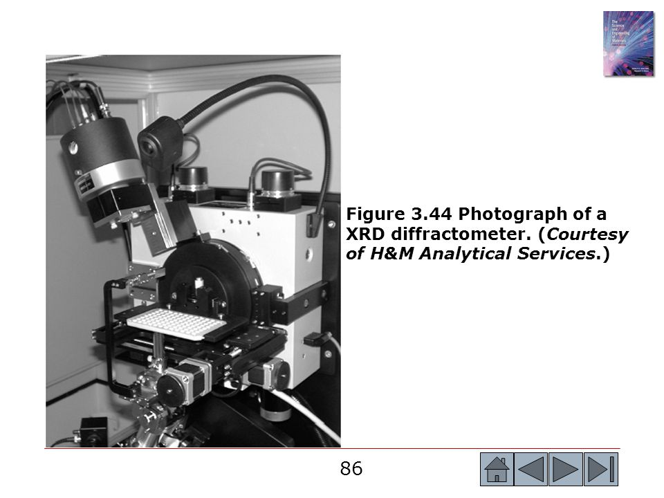 Figure 3. 44 Photograph of a XRD diffractometer