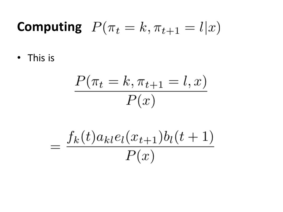 Computing This is