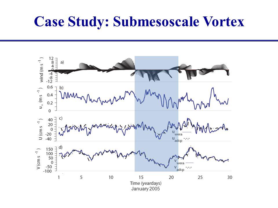 Case Study: Submesoscale Vortex