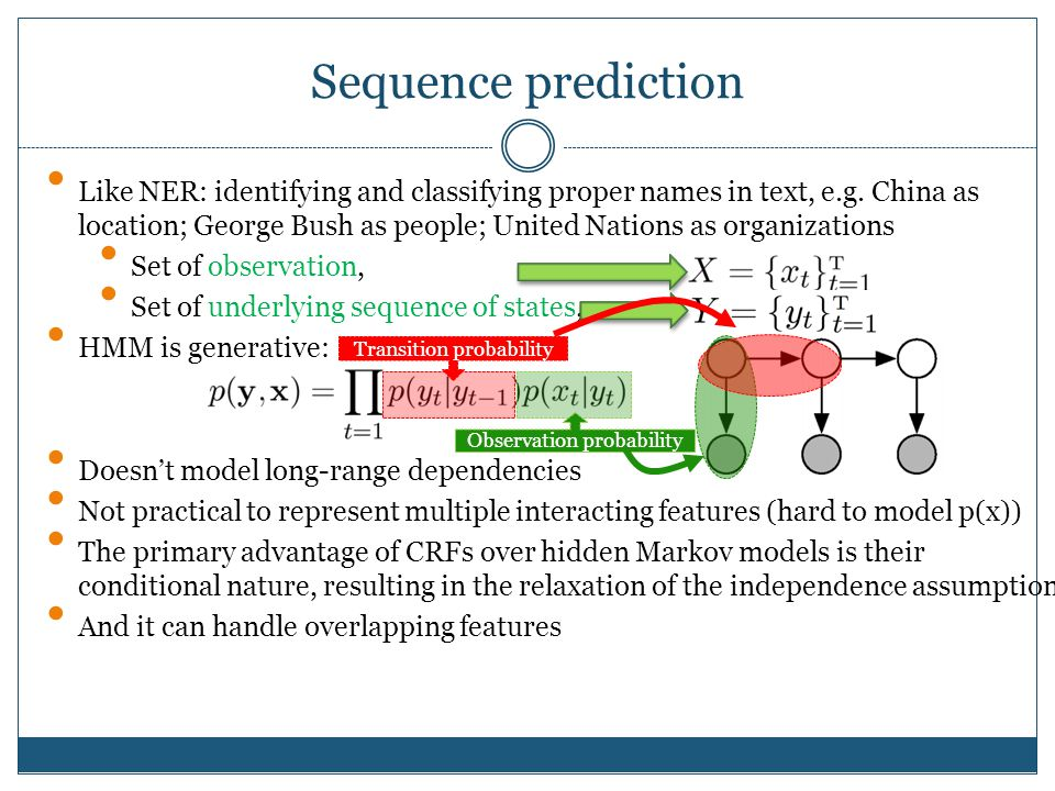 Sequence prediction