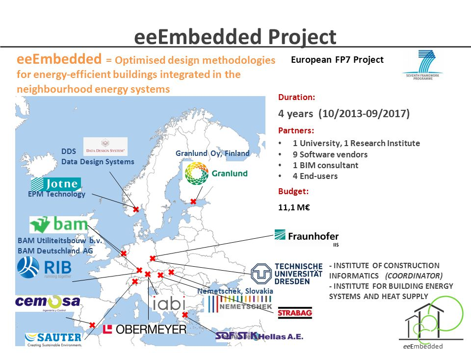 eeEmbedded Project European FP7 Project.
