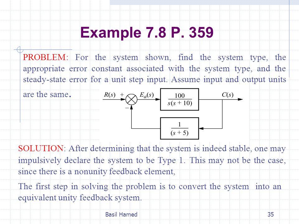 Example 7.8 P. 359
