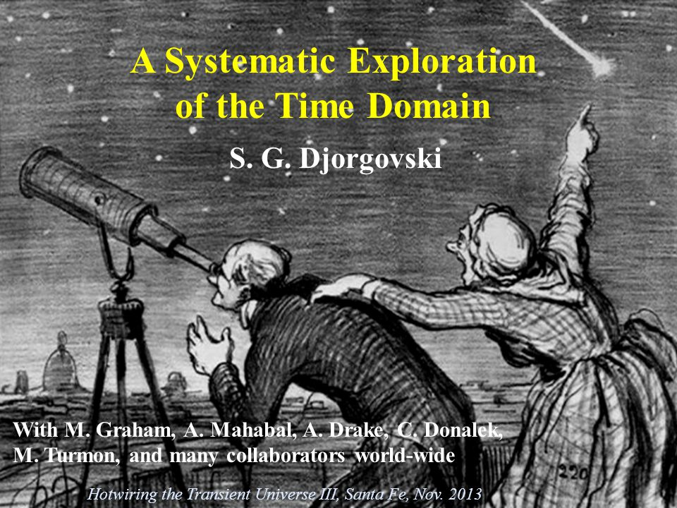 A Systematic Exploration of the Time Domain