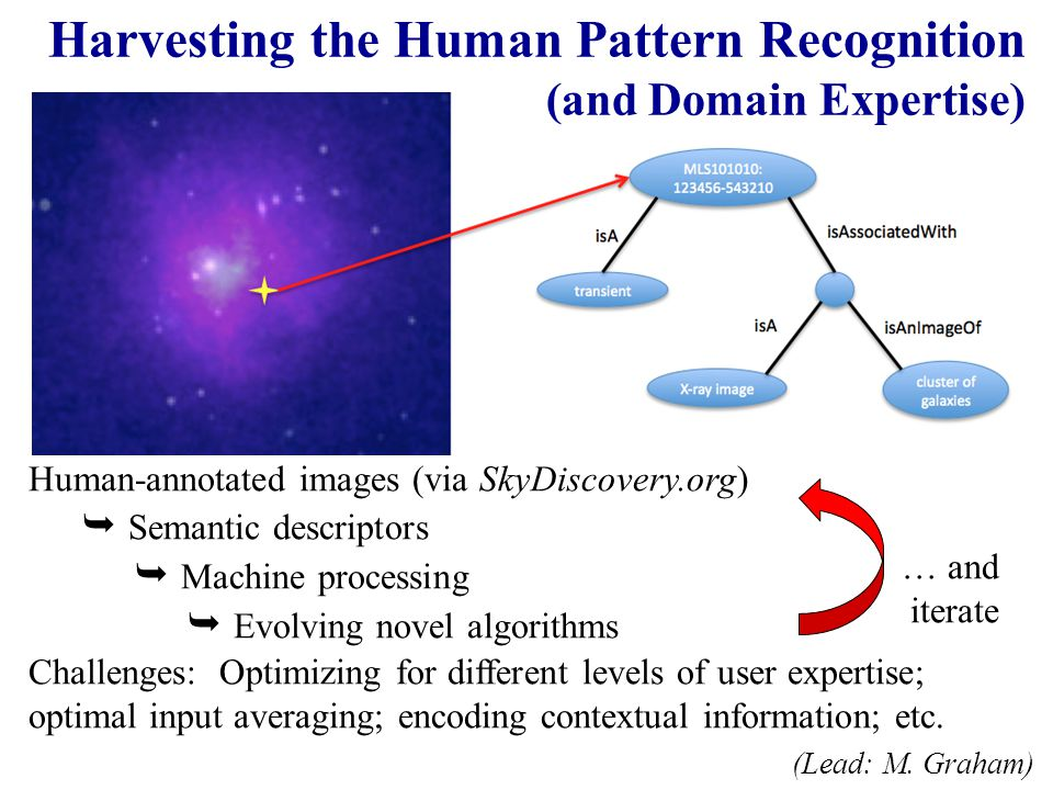 Harvesting the Human Pattern Recognition (and Domain Expertise)