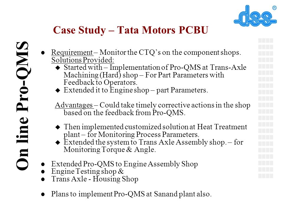 Case study tata motors acquisition of