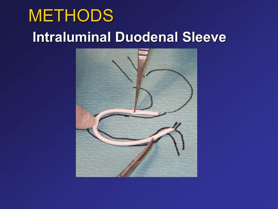 METHODS Intraluminal Duodenal Sleeve