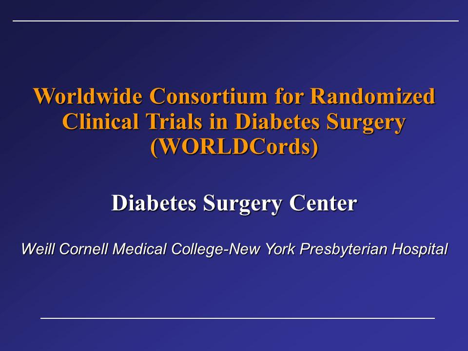 Diabetes Surgery Center