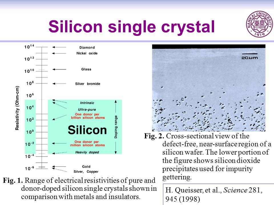 Silicon single crystal