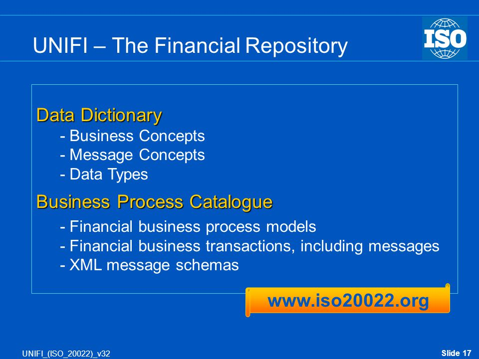 UNIFI – The Financial Repository