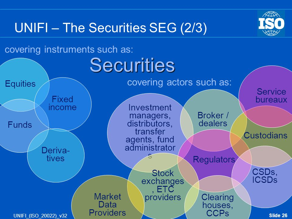 UNIFI – The Securities SEG (2/3)