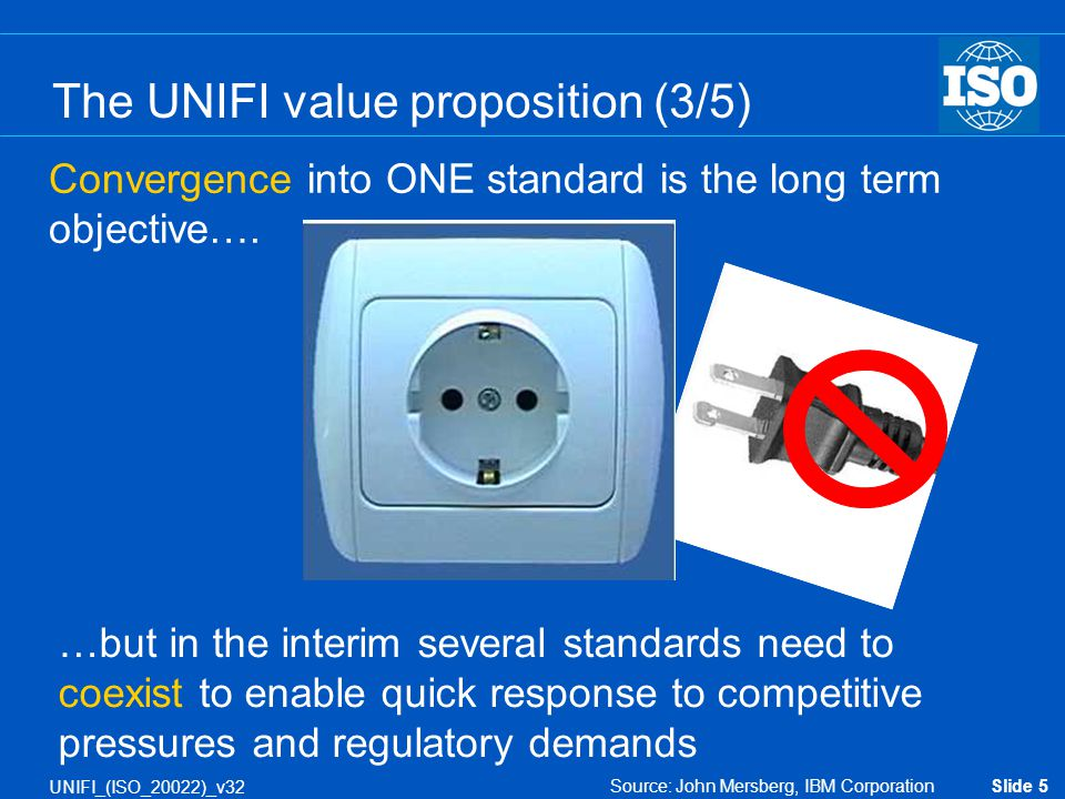 The UNIFI value proposition (3/5)