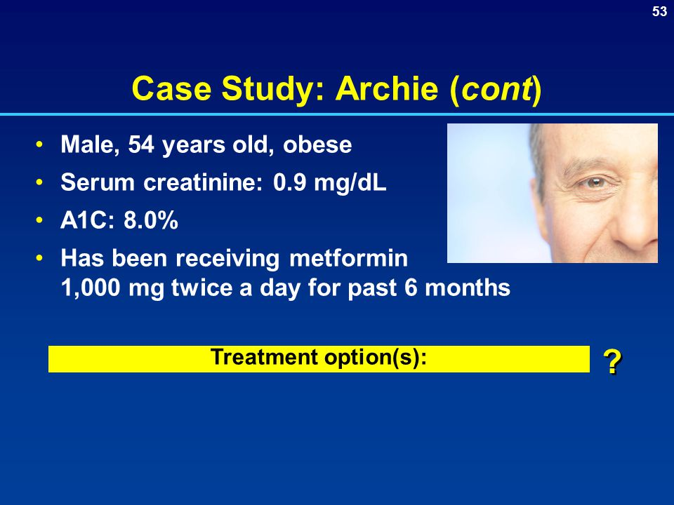 Case Study: Archie (cont)