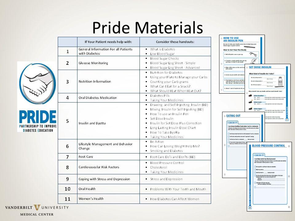Pride Materials