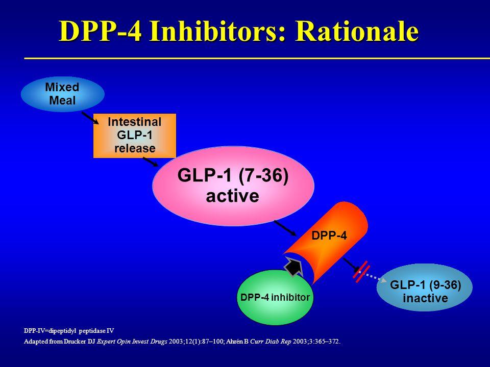 DPP-4 Inhibitors: Rationale