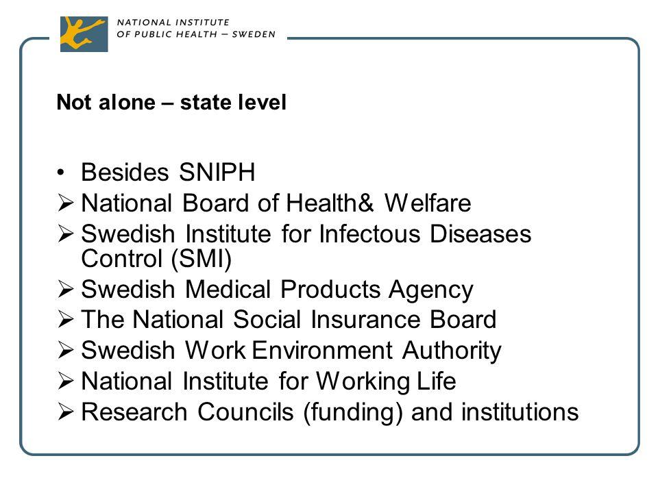 National Board of Health& Welfare