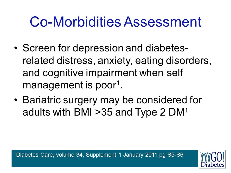 Co-Morbidities Assessment