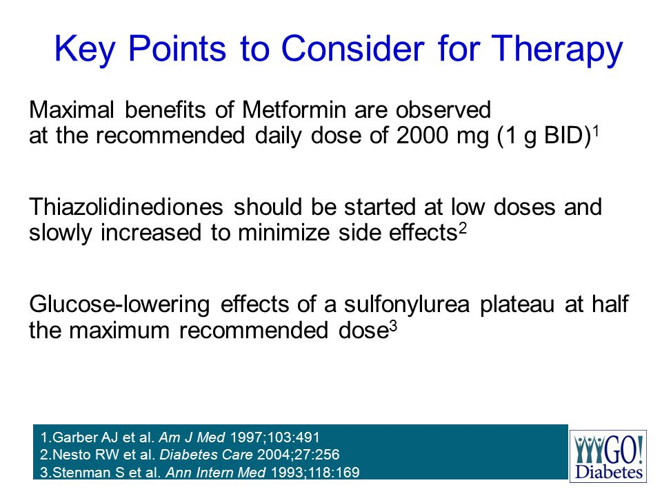 Key Points to Consider for Therapy