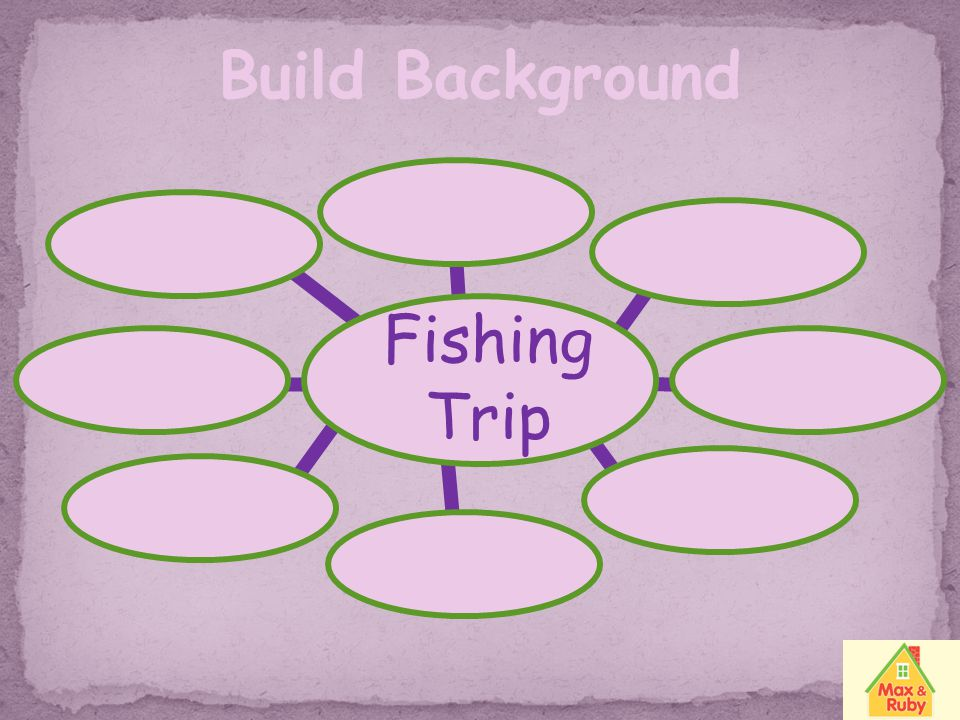 Build Background Fishing Trip
