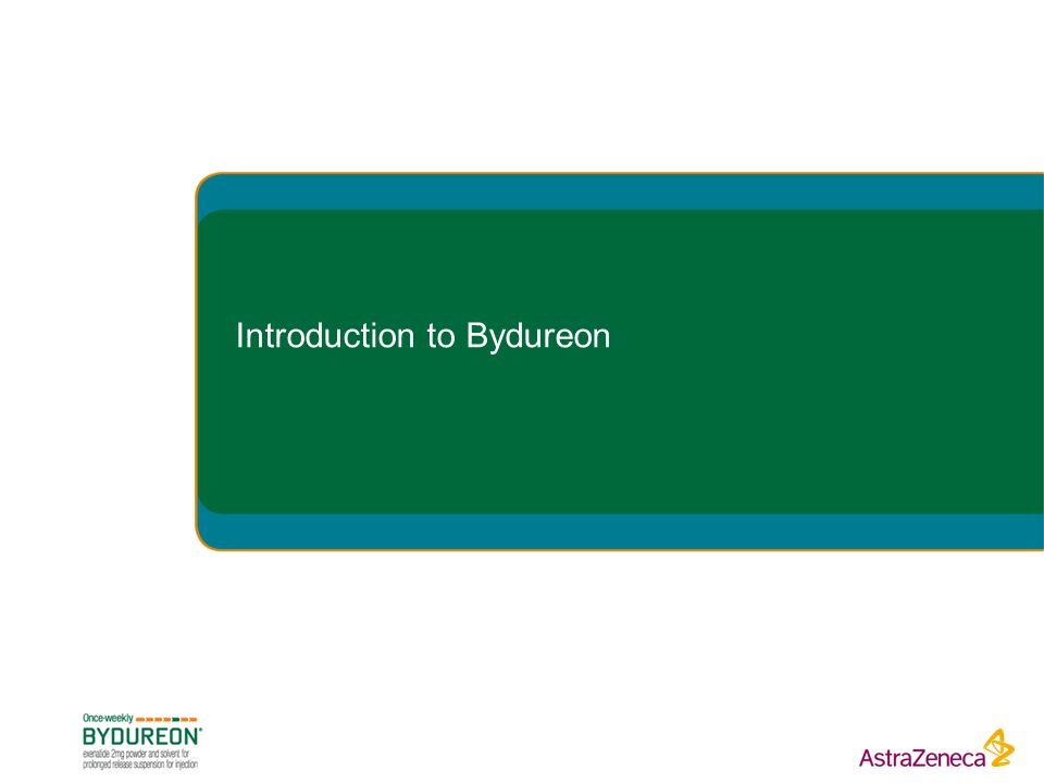 Introduction to Bydureon