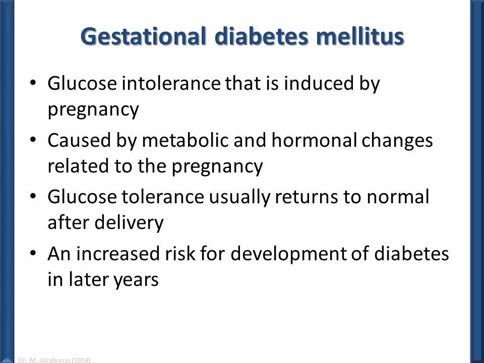 diabetes and pregnancy essay