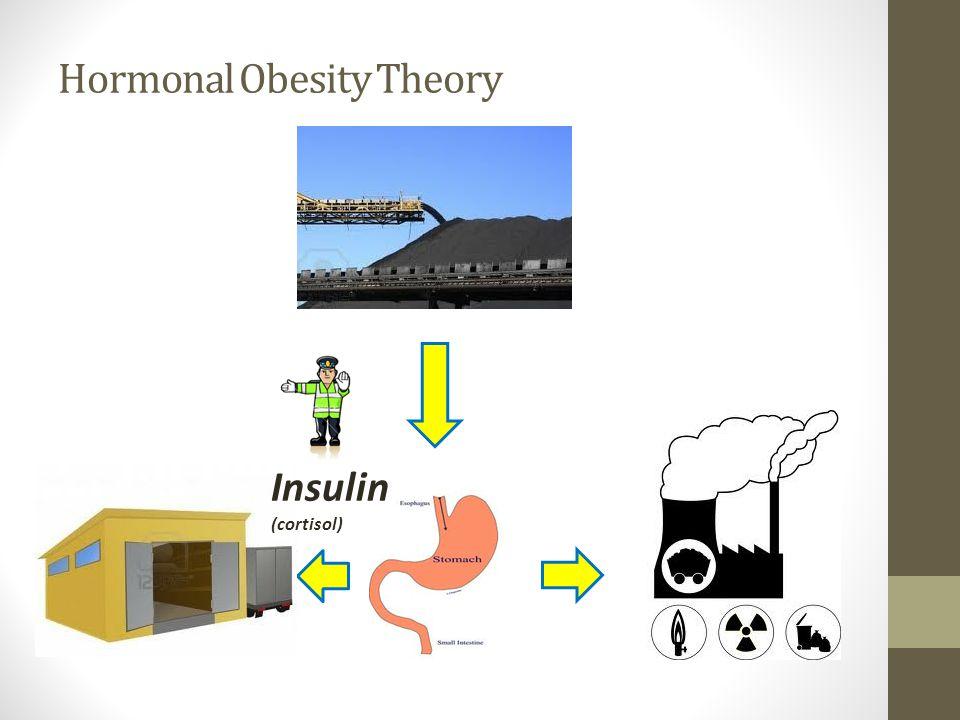 Hormonal Obesity Theory