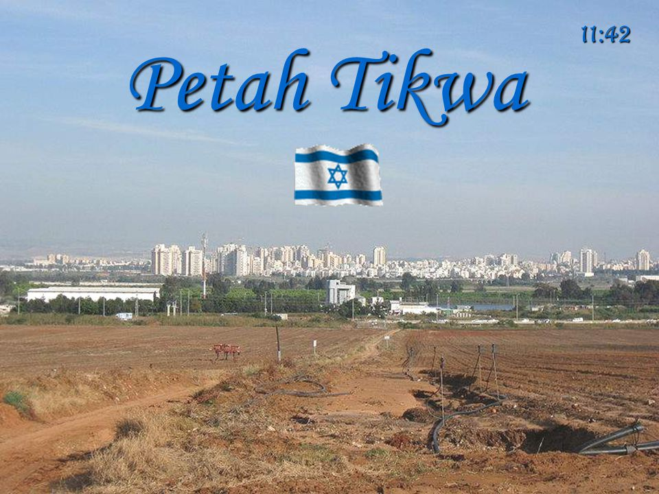 15:49 Petah Tikwa Israel