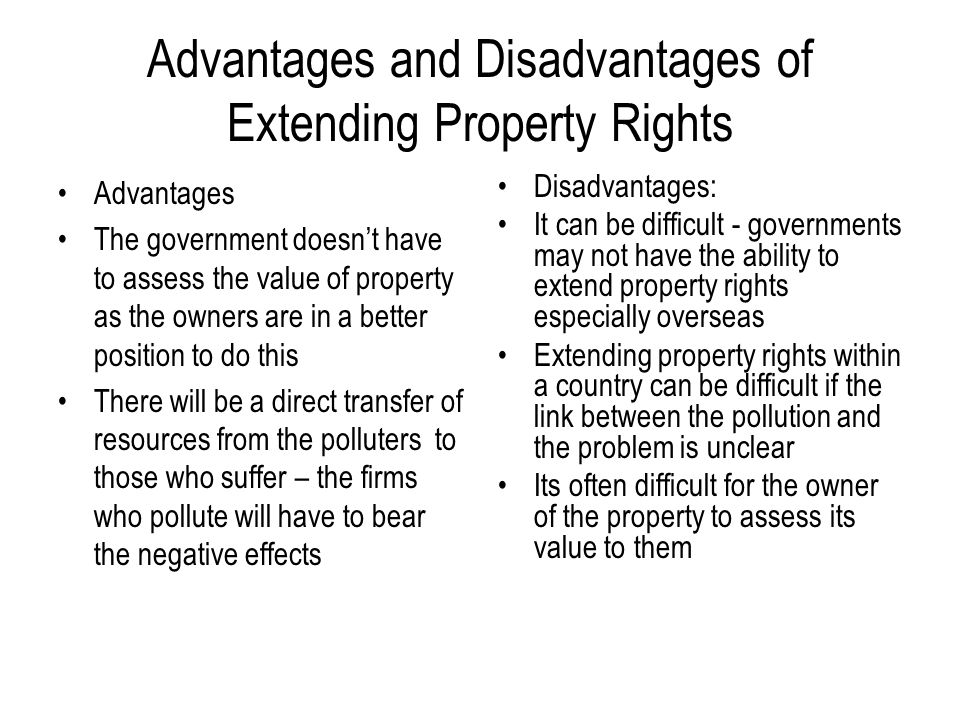 What are the advantages and disadvantages of a free market and government intervention?