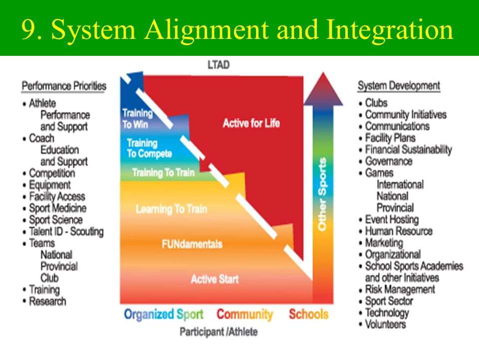 9. System Alignment and Integration