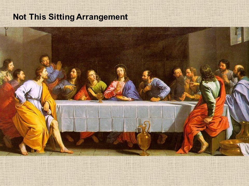 Not This Sitting Arrangement