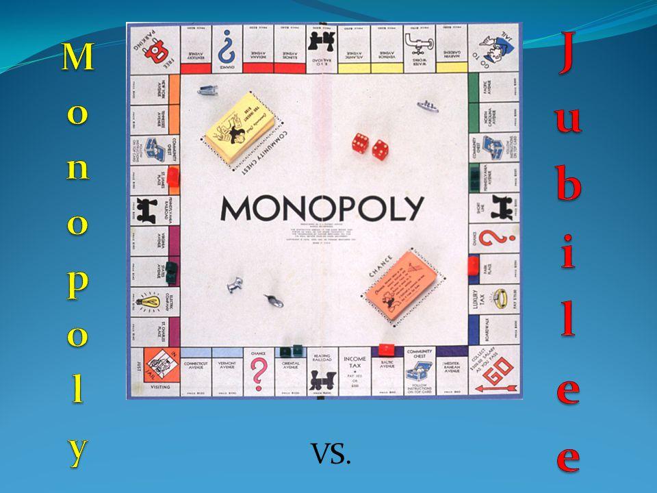 Monopoly Jubilee VS.