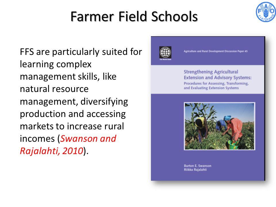 Farmer Field Schools