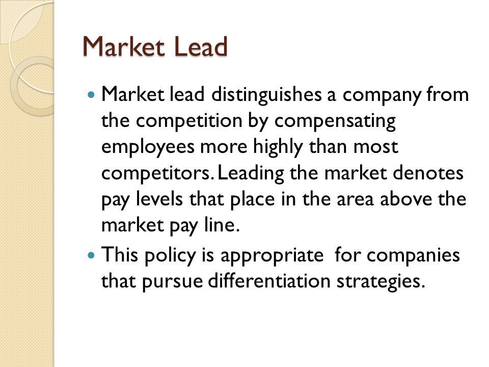 Market Lead