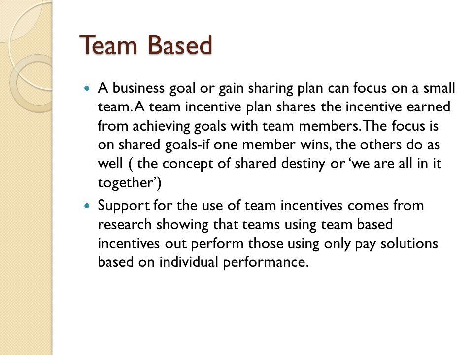 Team Based