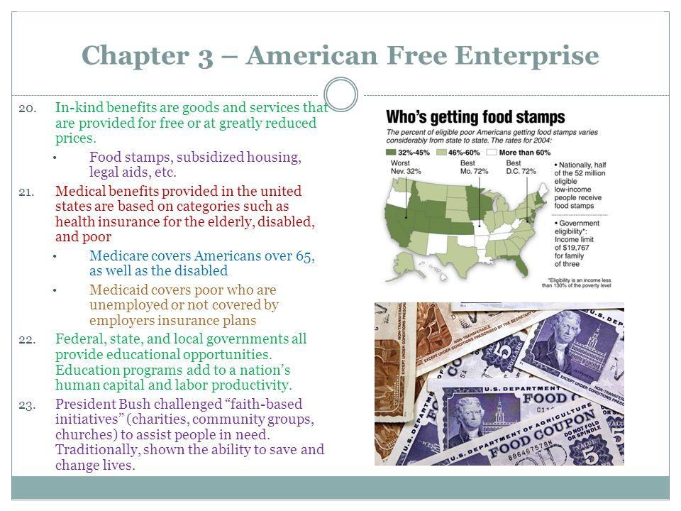 Chapter 3 – American Free Enterprise