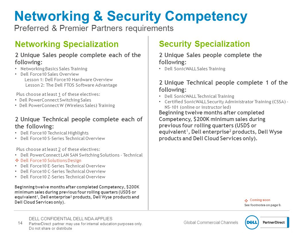 Dell networking partner with us ppt download 14 networking xflitez Image collections