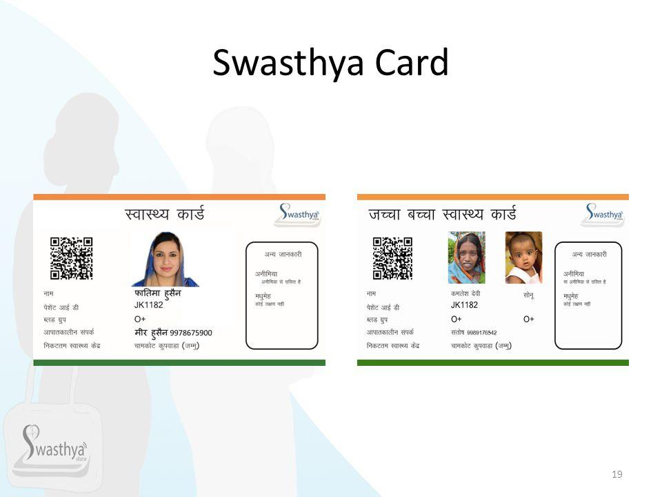 Swasthya Card