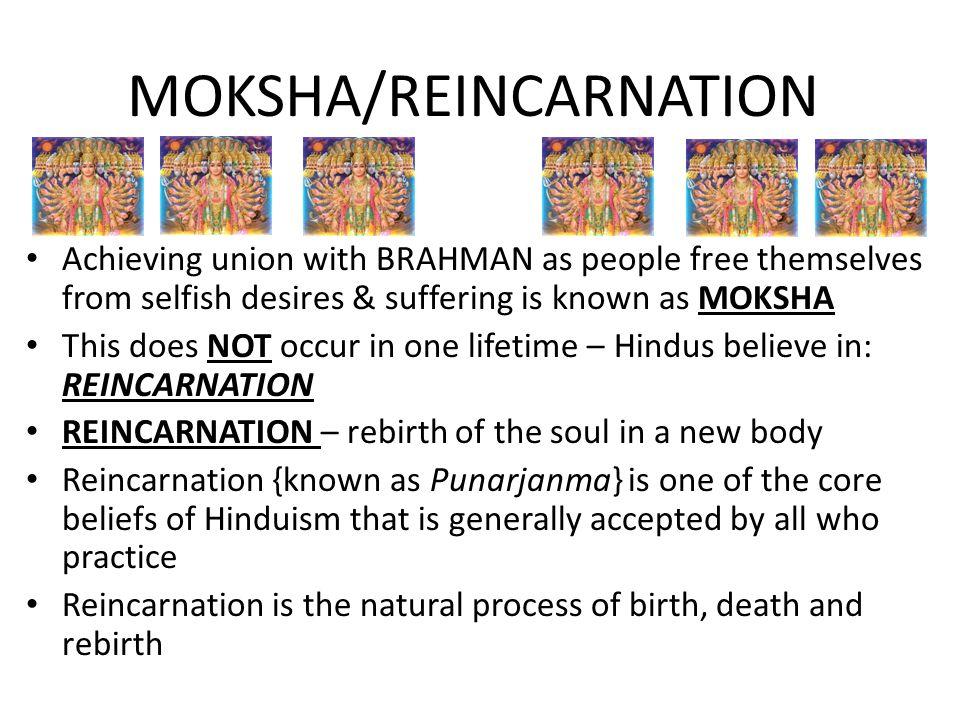 MOKSHA/REINCARNATION