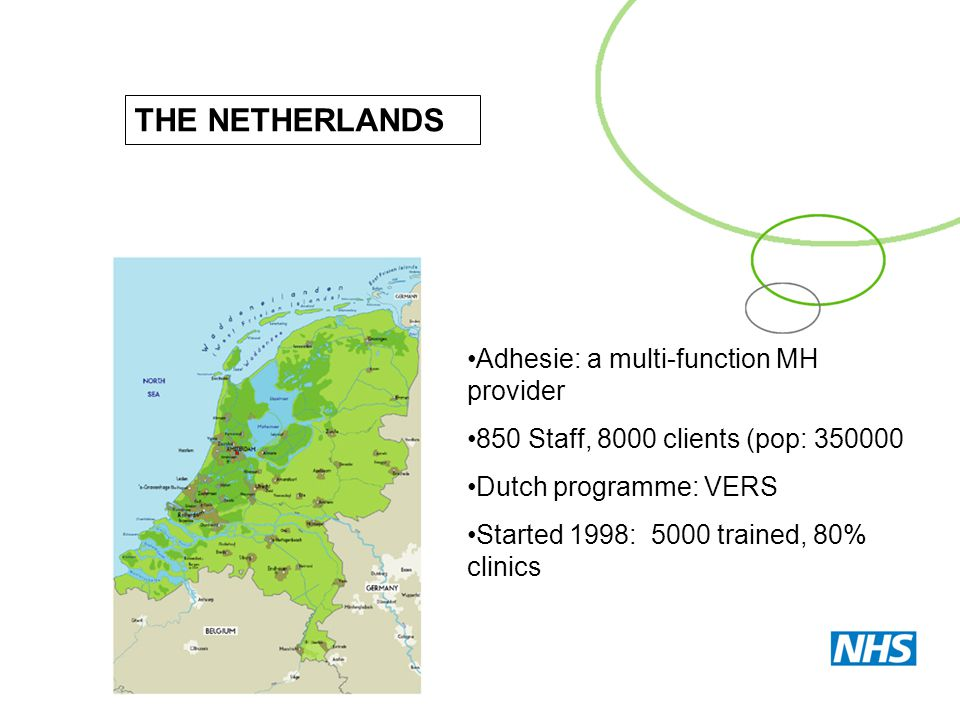 THE NETHERLANDS Adhesie: a multi-function MH provider