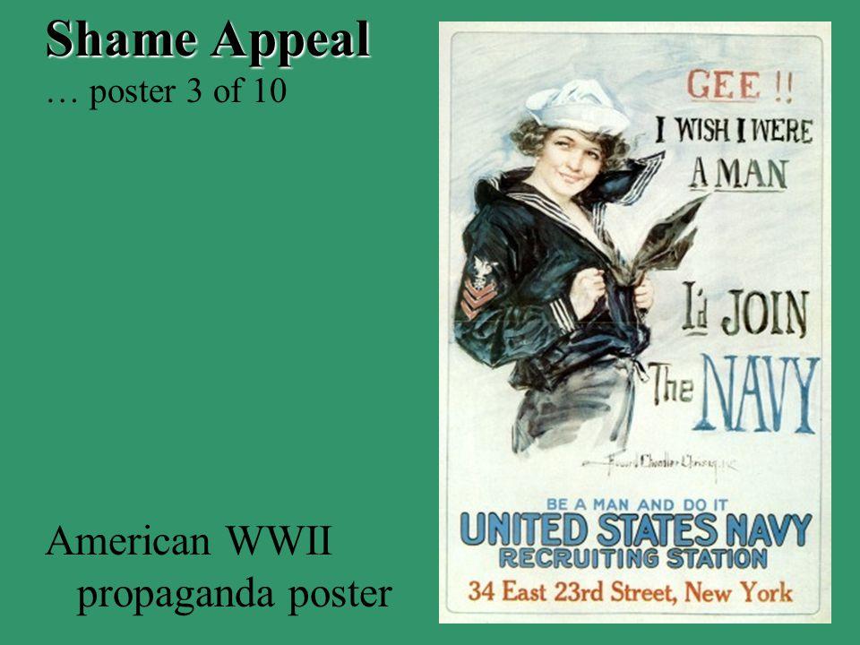 Shame Appeal … poster 3 of 10