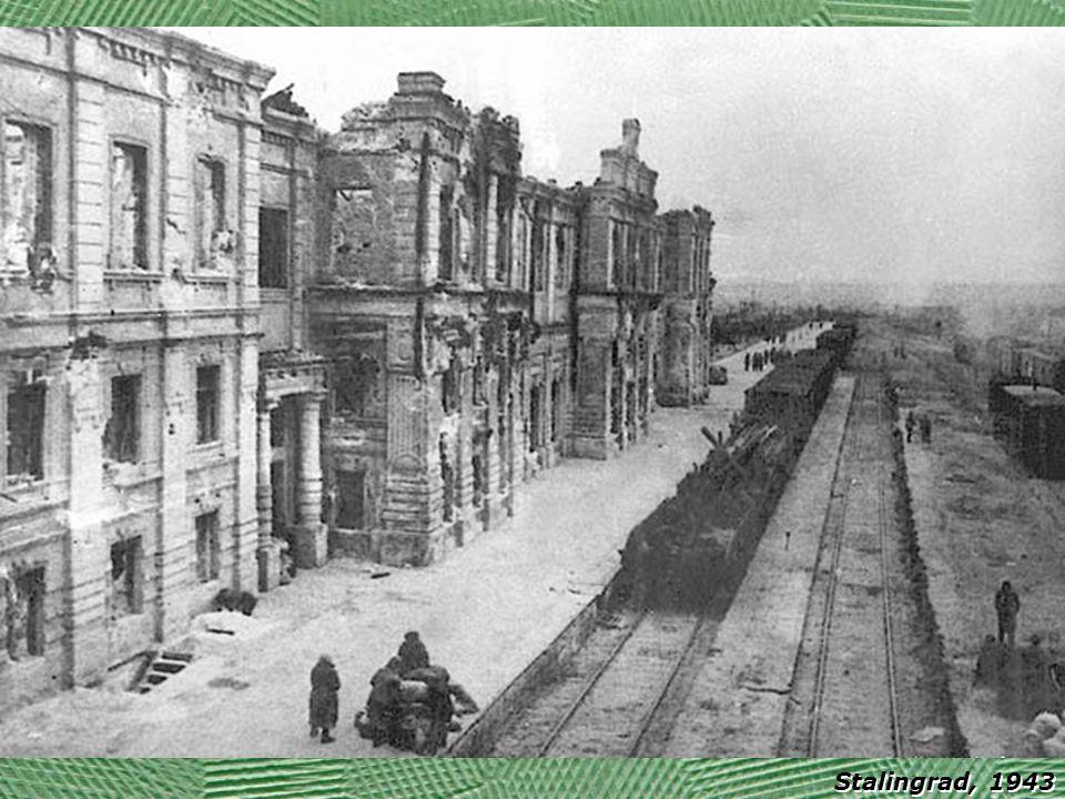 Stalingrad, 1943