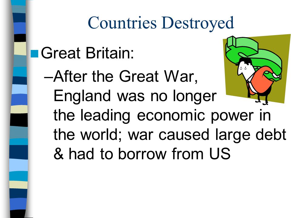 Countries Destroyed Great Britain: