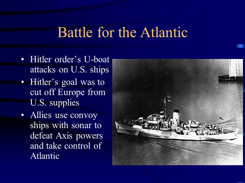 Battle for the Atlantic