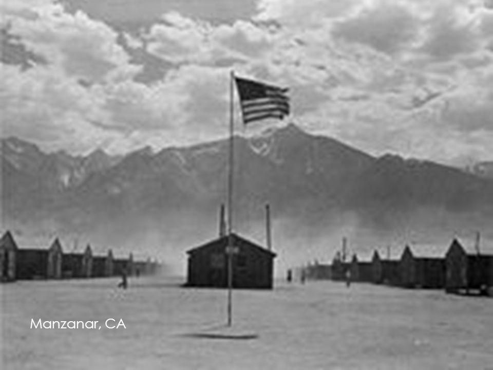 Manzanar, CA