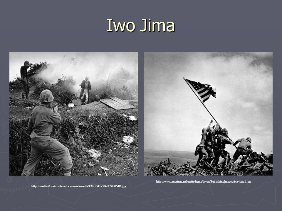 Iwo Jima http://www.marines.mil/units/hqmc/divpa/PublishingImages/iwojima1.jpg.