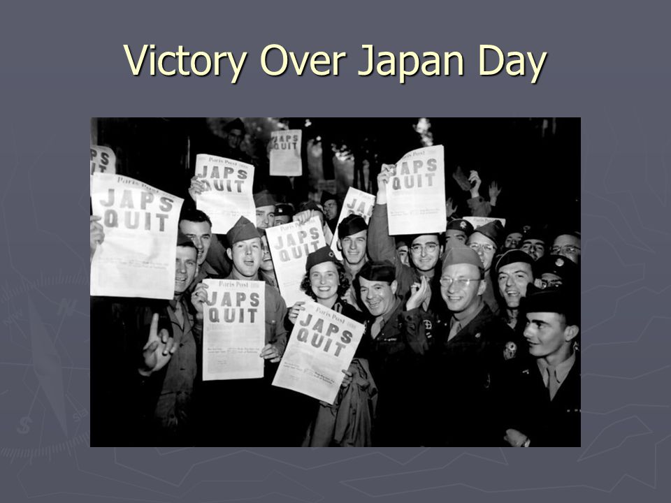 Victory Over Japan Day