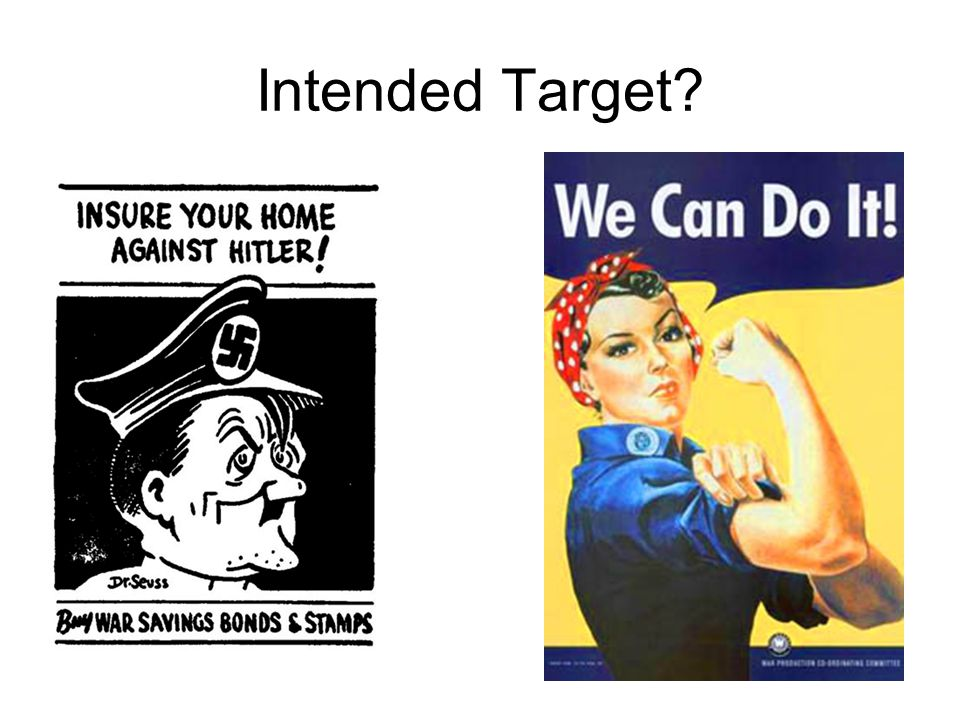 Intended Target