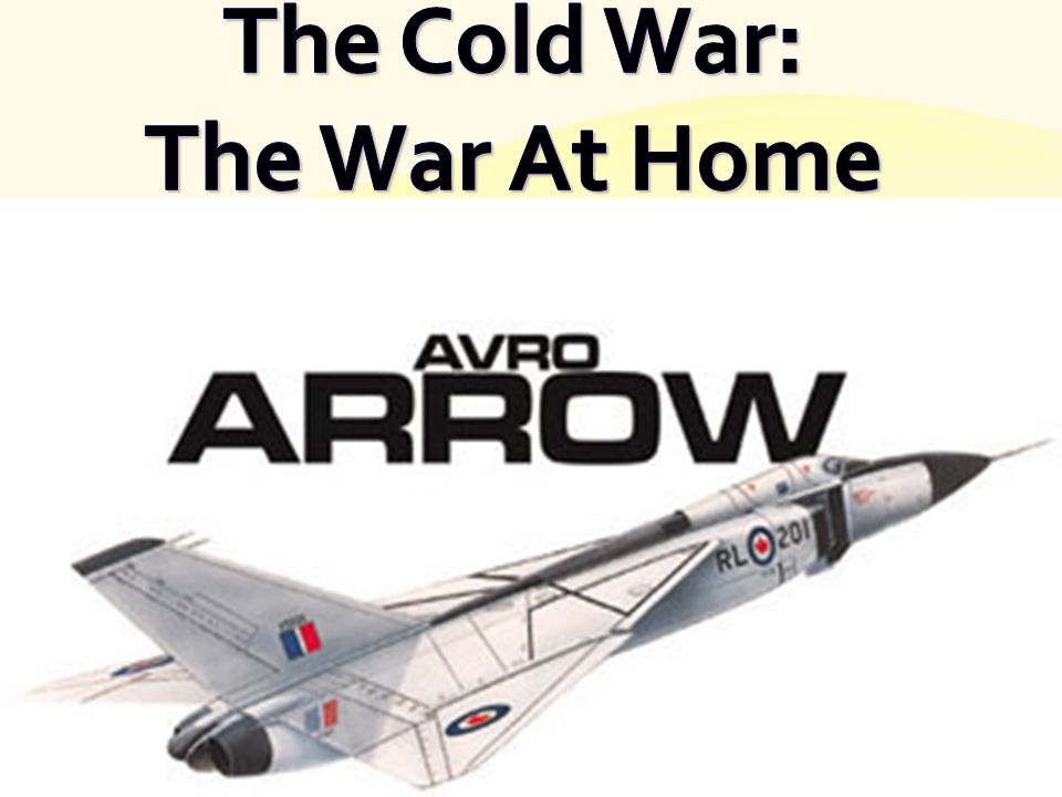 The Cold War: The War At Home