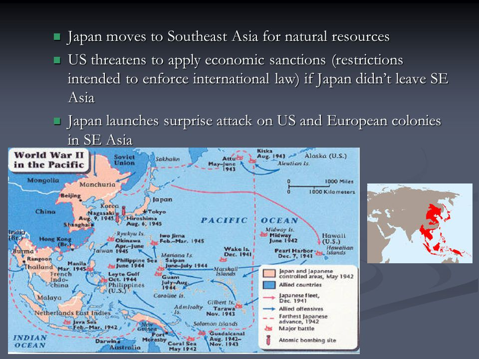 Japan moves to Southeast Asia for natural resources