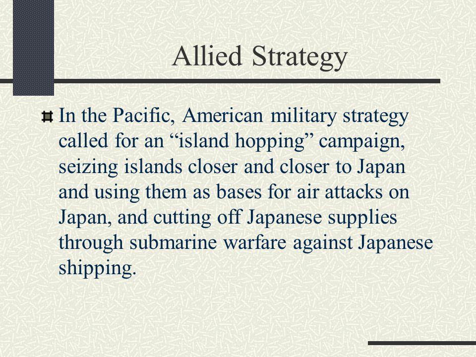 Allied Strategy