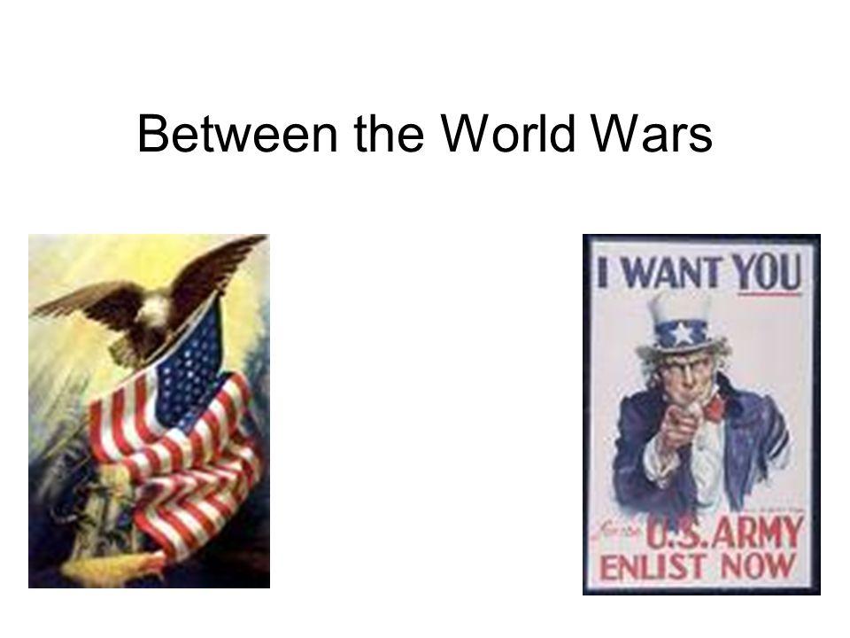 Between the World Wars